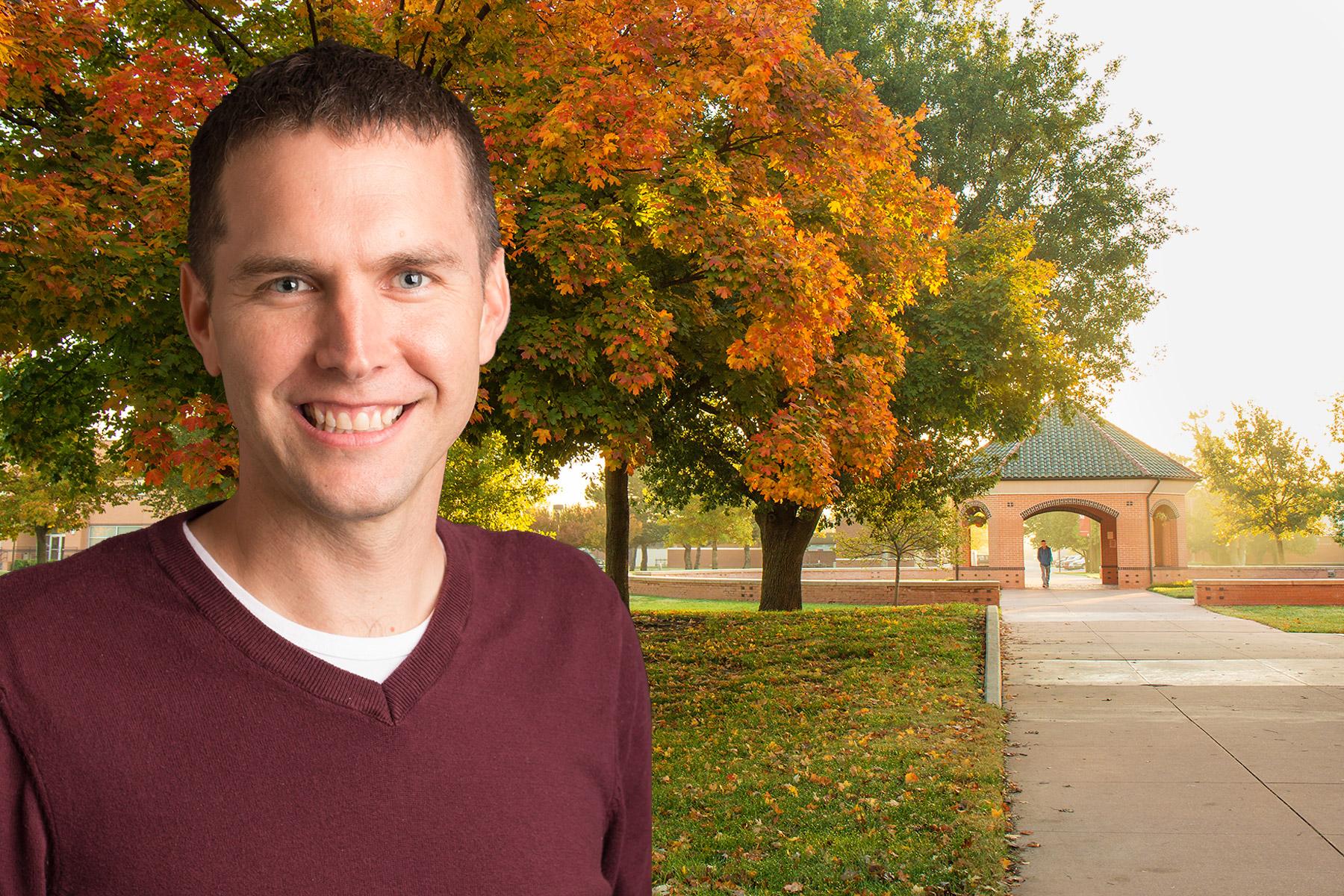 Matt Porter, Online MBA graduate