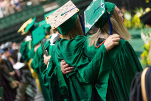 2017 College of Business commencement