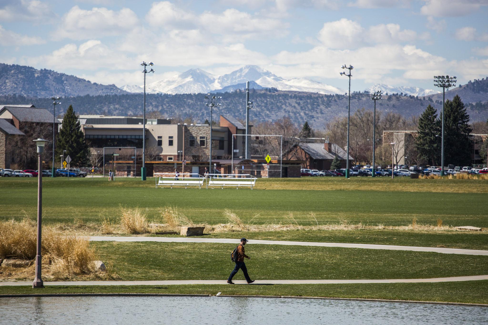 Colorado State University campus