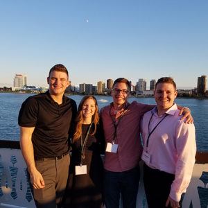 Supply Chain Management students in Detroit