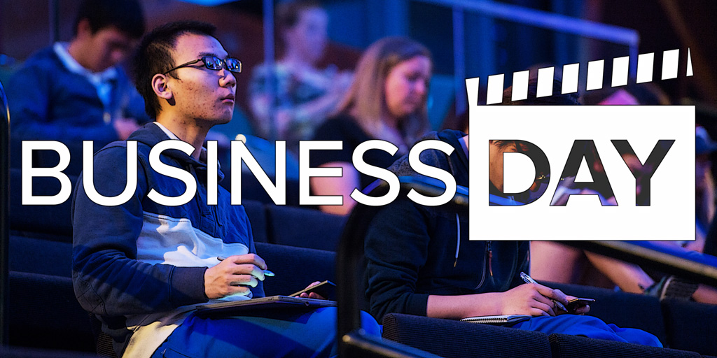 Join us for Business Day on April 17