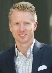 Assistant Professor of Marketing Chris Berry
