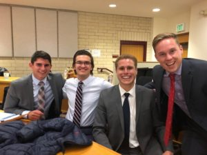 CSU Sherman Miller Real Estate Competition team