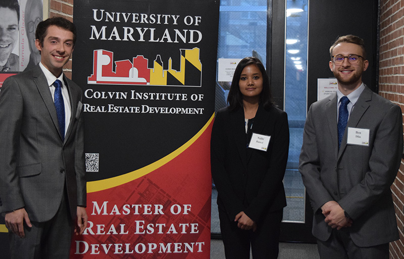 College of Business Students win Colvin Case Study Challenge