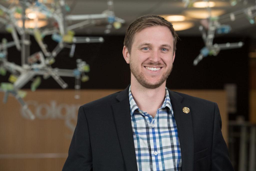 Institute for Entrepreneurship Director Scott Shrake