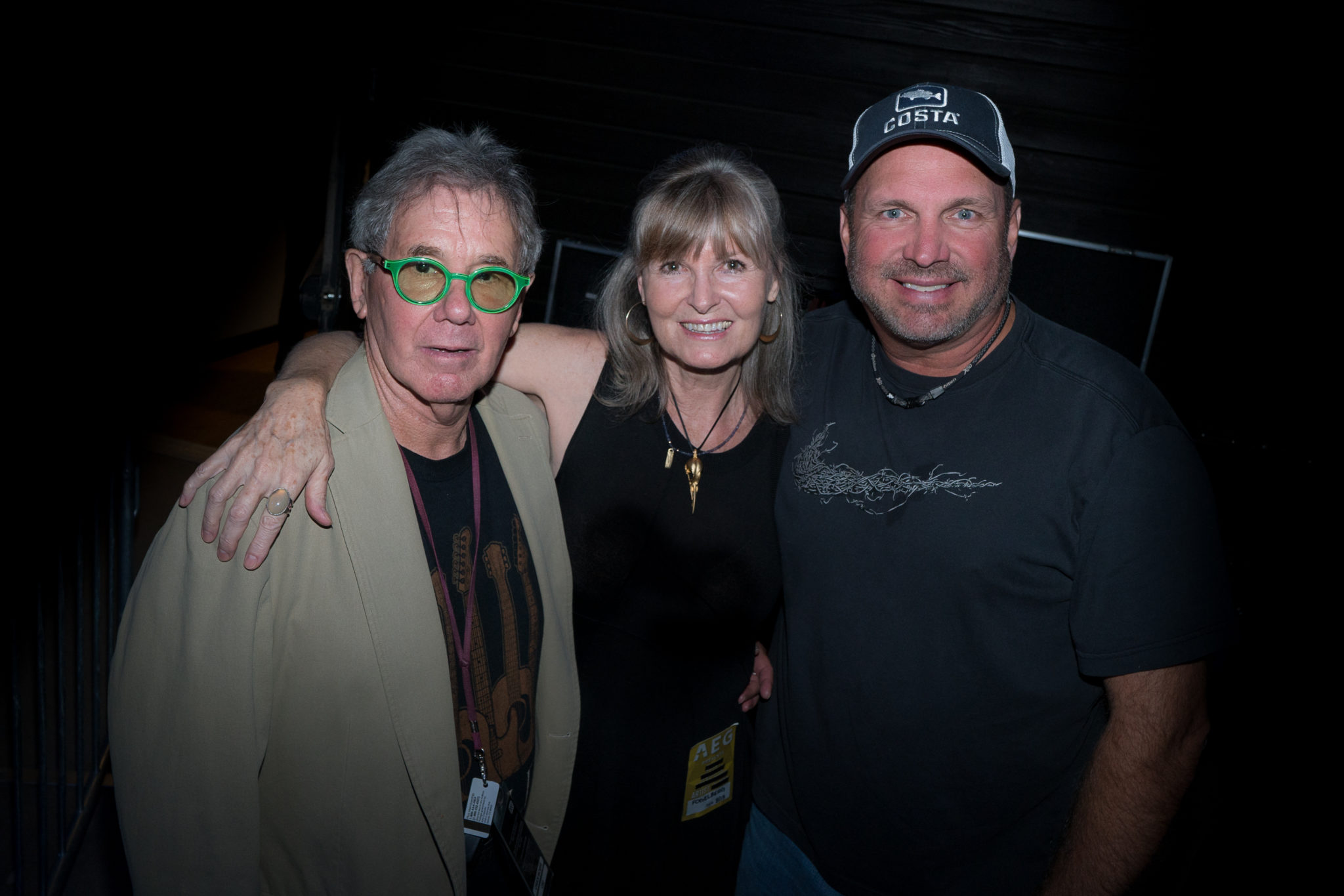 Chuck and Jean Fogelberg and Garth Brooks