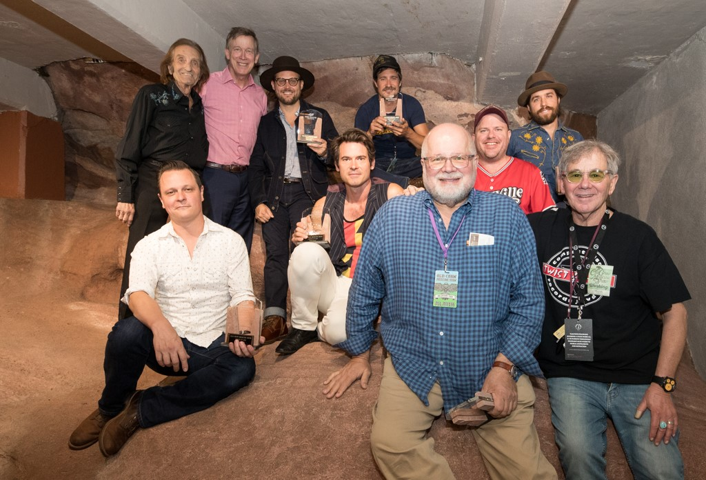 Chuck and Old Crow Medicine Show