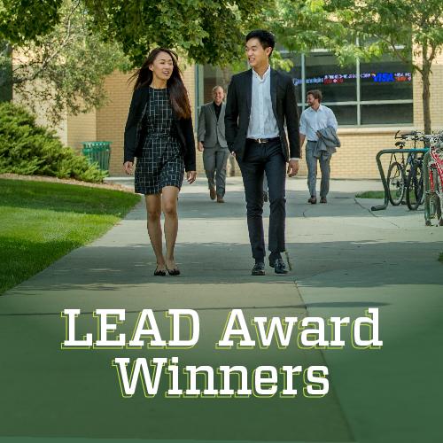 Lead Award Winners