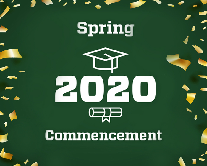 Spring 2020 Commencement