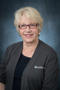 Sue Schell, Director of Senior Leadership and Organizational Development Programs for the College of Business