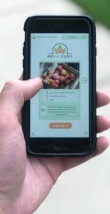 Rekaivery's app