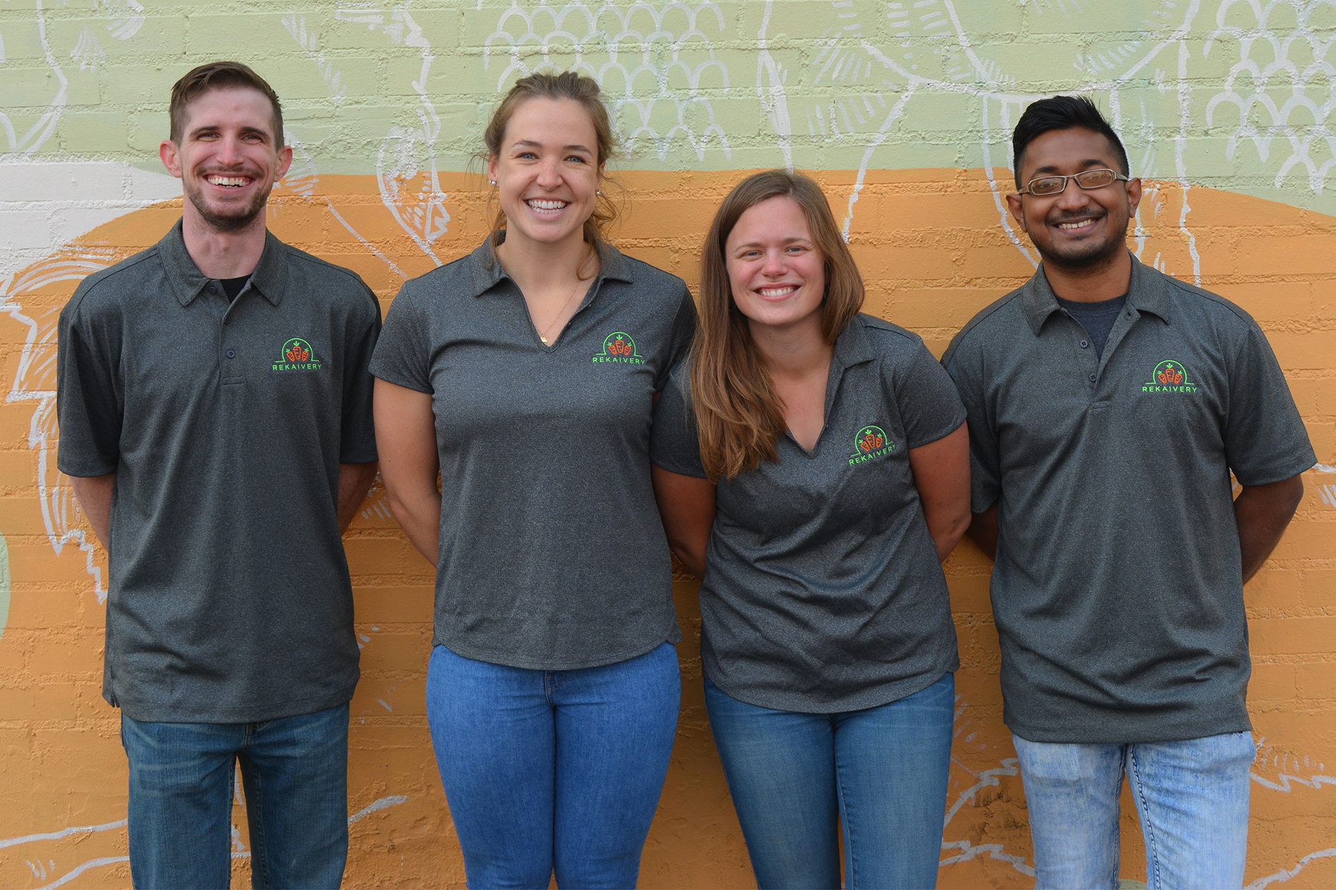 Fort Collins Delivery Network students