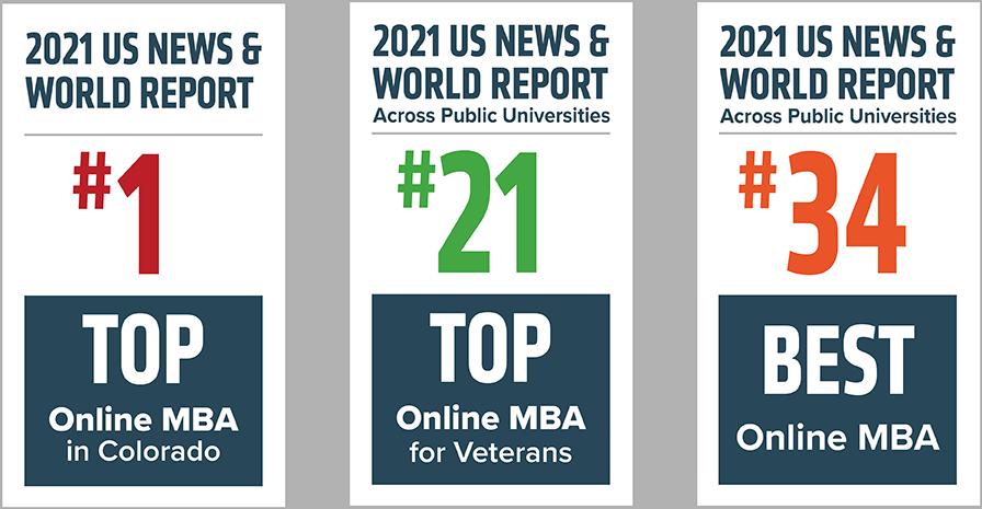 Top Online MBA in Colorado