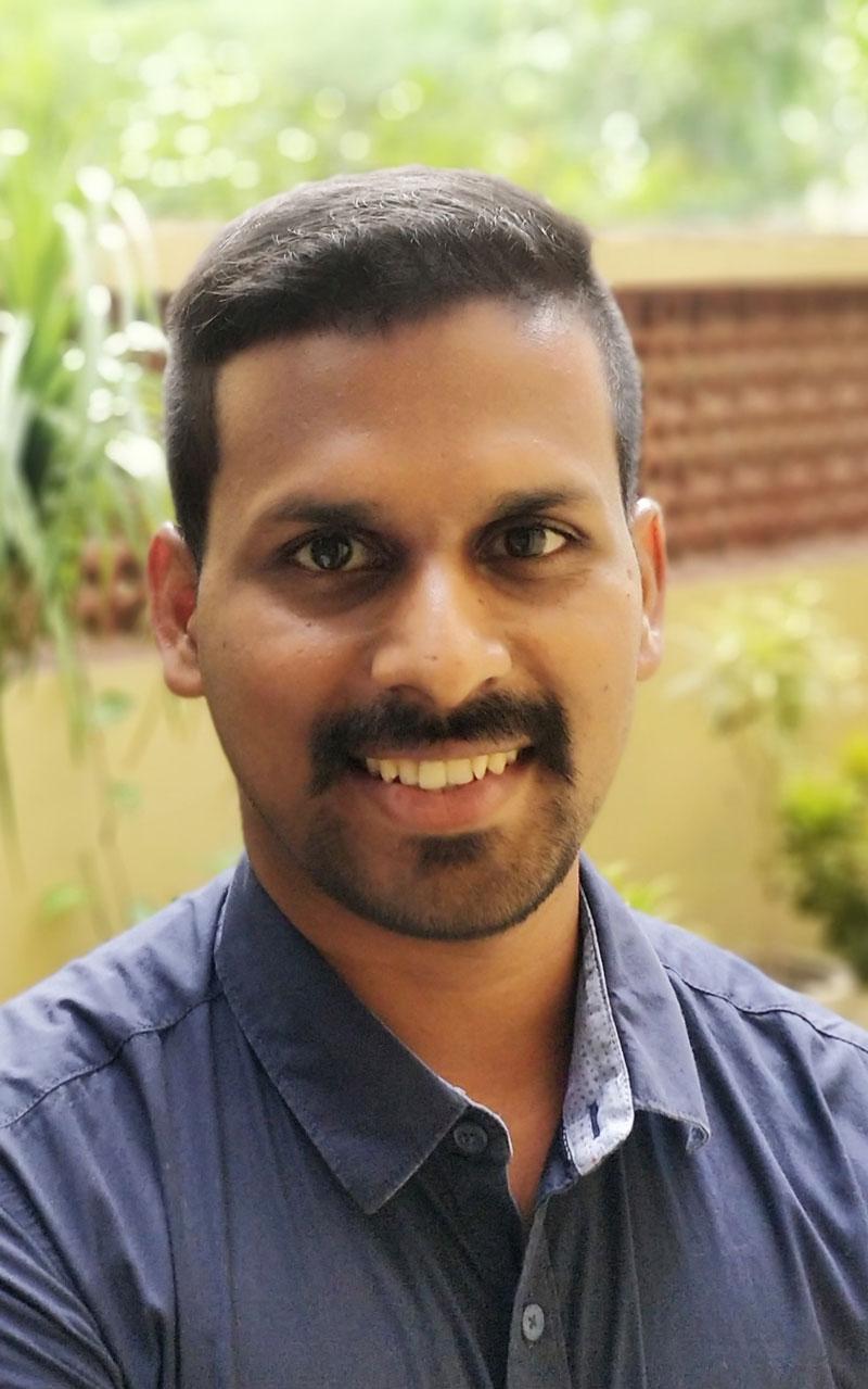 Eadala Rajendra Bhargava