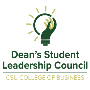 logo, Dean's Student Leadership Council, CSU College of Business