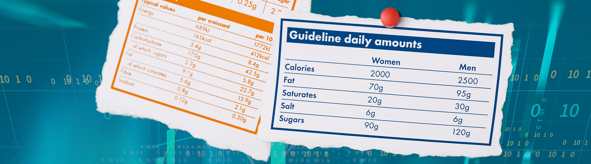 Calorie Amount Daily Guidelines