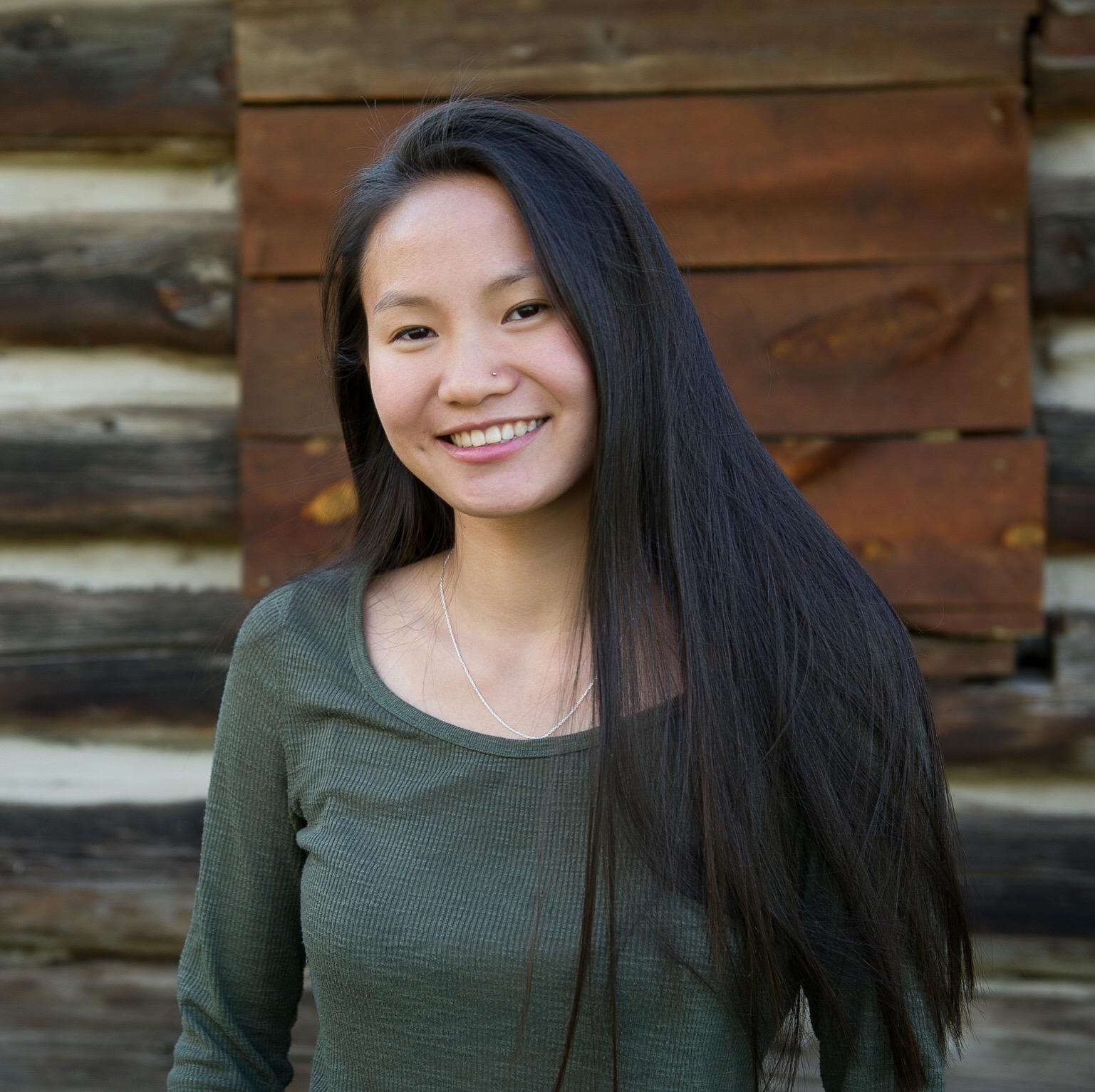 Headshot of Maya Siegel by Amy Johnson Photography